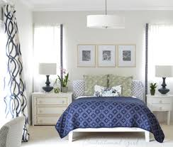 Navy And White Bedroom Centsational Girl Master Bedroom Paint Color Home
