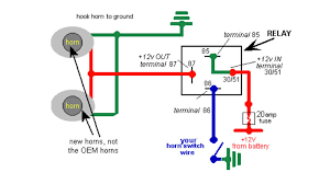 how to make your car sound like a freight train 12 Volt Air Horn Wiring Diagram 12 Volt Air Horn Wiring Diagram #10 12 volt air horn wiring diagram