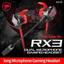Tai nghe game thủ có dây RX3 chính hãng PLEXTONE xMOWi Stereo HD Bass –  Celljoy