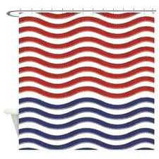 red and blue shower curtain design red and blue shower curtain appealing white waves red blue