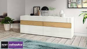 Hülsta Now Vision Sideboard 1423 6schubladenversch Designs H704xb2113xt52cm