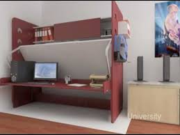 space saving desks space. Hiddenbed Space Saving Bed / Desk System Desks
