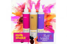 Milkshake Toner Chart Milk_shake Direct Colour The Hair Beauty Company