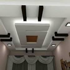 Roof Ceiling Design Pics False Ceilings Design With Cove Lighting For Living Room 36