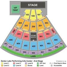 Artpark Amphitheater Seating Chart Darien Lake Performing Arts Center Near Buffalo Seating