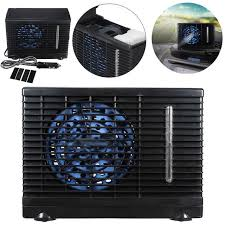air conditioning unit for car. 12v 3a portable evaporative mini air conditioning conditioner for car cooler cooling fan water ice compressor unit n