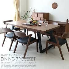 kagu mori hung for 6 person dining set dining table set 7 piece set 6 person 6 person dining table