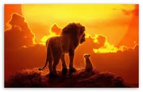 the lion king 2019 ultra hd desktop
