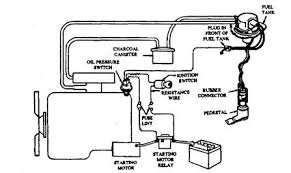 fuel pumps automobile electric circuit diagram for in tank fuel pump