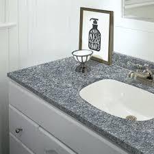 slate painted vanity detail giani countertop paint