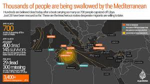 Migrants Refugees Libya Italy Lampedusa Migration Hope For The