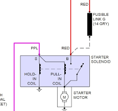 wiring diagram to starter i have 5 wires to connect to solenoid attached image