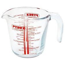 Купить <b>Мерный стакан Pyrex Classic</b> 0,5 л (263B000) <b>PYREX</b> ...
