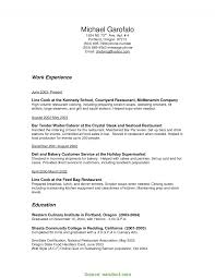 Cool Food Handler Description Resume Images Entry Level Resume