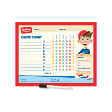 Kids Commission Chart Financial Peace Junior Kit Teaching Kids How To Win With