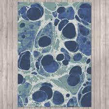 4ft x 5ft 46in x 64in deep sea foam area rug number 203512