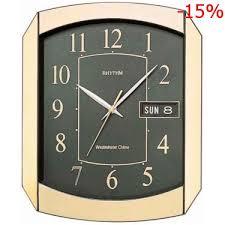 Купить <b>настенные часы Rhythm CFH102NR18</b> - оригинал в ...