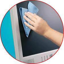 TV ekranını yağlı lekelerden temizleyin. LCD TV ekranı nasıl silinir?  İpuçları.