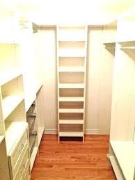 deep closet shelf narrow ideas small walk in new organizer throughout best organ deep narrow closet ideas