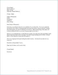 Example Of Cover Letter For Resume Simple Format Of Cover Letter Of Resume Everything Of Letter Sample