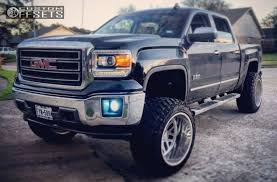 gmc trucks lifted 2015.  Gmc 1 2015 Sierra 1500 Gmc Lifted 9 American Force Fallout Fp8 Polished  Super Aggressive 3 5 With Trucks E