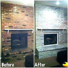 reface brick fireplace refacing brick fireplaces refinish brick fireplace white washed fireplace refacing brick fireplace with tile refacing brick refacing