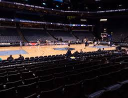 Fedex Forum Memphis Grizzlies Seating Chart Fedexforum Section 113 Seat Views Seatgeek