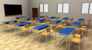 School Furniture Market 4040 Global Industry Research By Trend Beauteous Furniture Design School Interior