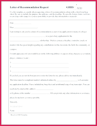 Reference Request Email Template Email Template Requesting Recommendation Letter Sorority Sample A Of