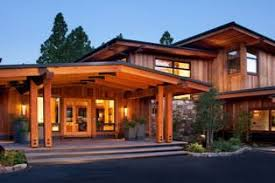 pacific northwest house plans craftsman home
