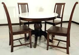 marble dining set malaysia teak round dining table round marble dining table set malaysia