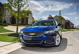 2016 Chevy Impala Price Grows Slightly | GM Authority
