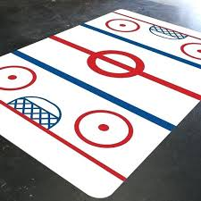 ice arena hockey rink rug canada springr