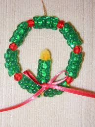 Christmas Craft Christmas Craft Cute As A Button Ornament