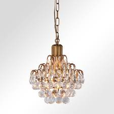 thayer antique brass 1 light tear drop crystal chandelier kosas all that you have going look more excellent