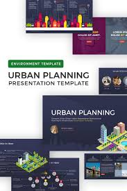 Planning A Presentation Template Urban Planning Presentation Powerpoint Template