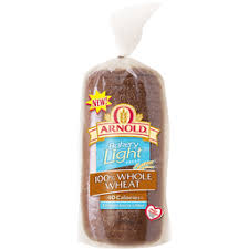 arnold light bread 100 whole wheat bread 1 lb loaf