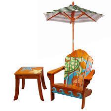 amazing kids beach chair with umbrella
