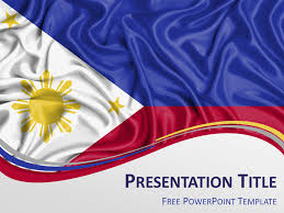 Powerpoint Bg Philippines Flag Powerpoint Template Presentationgo Com