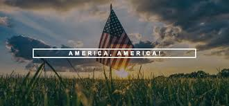 America America God shed His Grace on Thee