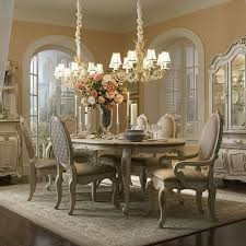 Superior Lavelle| Michael Amini Furniture Designs; Wonderful Dining Room Color,  Chairs And Chandeliers.