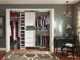 image of room closet wall shelves