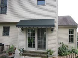 awning over sliding glass door glass doors
