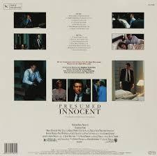 Presumed Innocent Trailer Custom Film Music Site Presumed Innocent Soundtrack John Williams