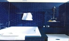 Dark Blue Bathroom Dark Blue Bathroom Tiles Bathroom Design Ideas