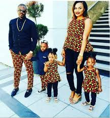 Image result for family matching african outfits