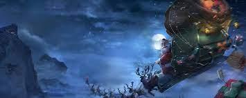 Dual Monitor Christmas Wallpaper Hd ...