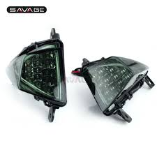 Concours 14 Led Lights Front Led Turn Signal Light Lamp For Kawasaki Ninja Zx 14r Zzr Zz R Gtr 1400 Zzr1400 Gtr1400 Concours 14 Zx14r Zx 14r 2006 2017