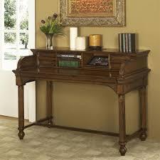winsome 48 writing desk in burnt sienna for 419 99 nebraska furniture mart