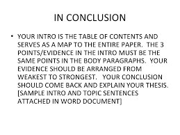 structuring a compare and contrast paper 15 in conclusion•